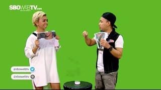 SBOWEBTV VIRAL Episode 3 Part 2 - Host Challenge Citra Permata Vs Choky Saputra