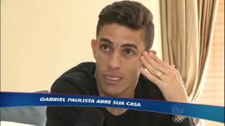Após muita luta, Gabriel Paulista consegue realizar o sonho de ser jogador de futebol