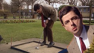 Golf with Mr Bean! | Mr Bean Full Episodes | Mr Bean Official | Classic Mr Bean