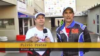 ENTREVISTAMOS O ATOR E PILOTO DE KART, MARCOS PASQUIM