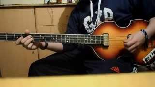 I'm Down - Paul McCartney (Live Version Bass Cover)