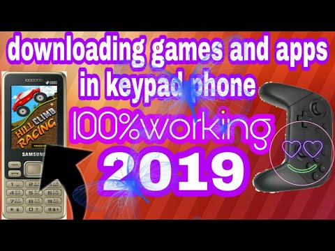 How To Download And Install Apps And Games In Keypad Phone 2019