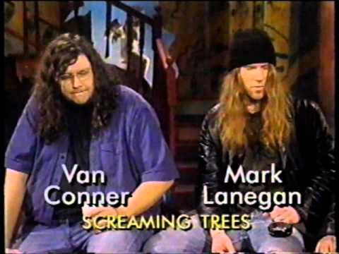 Screaming Trees Interview, 1992, 120 Minutes