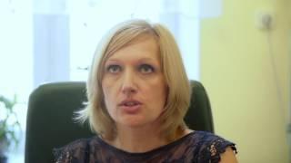 Film Gazuno, wywiad w Szkole Podstawowej w Krosnowicach