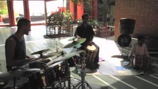 Ozma & Darpana : european jazz and indian carnatic music