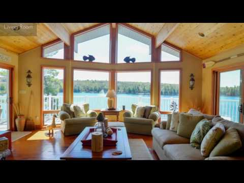Lake Rosseau, Muskoka, Ontario Cottage Waterfront Property For Sale