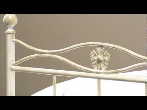 Dipingere Ferro Battuto.Cosatto Letto In Ferro Battuto Singolo Modello Albatros