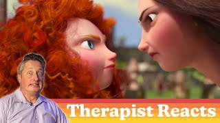 Therapist Reacts to BRAVE