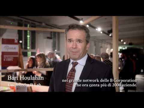Bart Houlahan - benvenuto a Davines nelle B corp