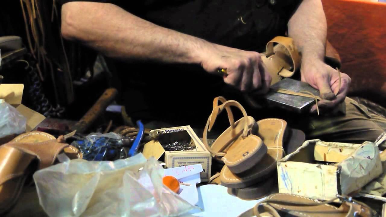 sandal maker Athens: The Poet Sandal Maker