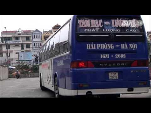 VTC14_Chuyện lạ về giá vé xe khách ở Bến xe Lương Yên - Hà Nội