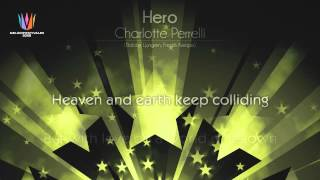 "[2008] Charlotte Perrelli - ""Hero"" [Instrumental version]"