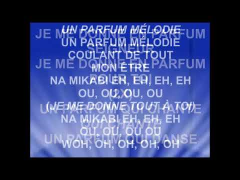 PARFUM QUI CHANTE - Gael Music - Krystel Luhalizo