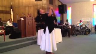 "Wess  Morgan ""More of You Praise Dance"