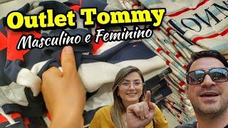 OUTLET MAIS BARATO DE ORLANDO 🤑 Loja Tommy Hilfiger