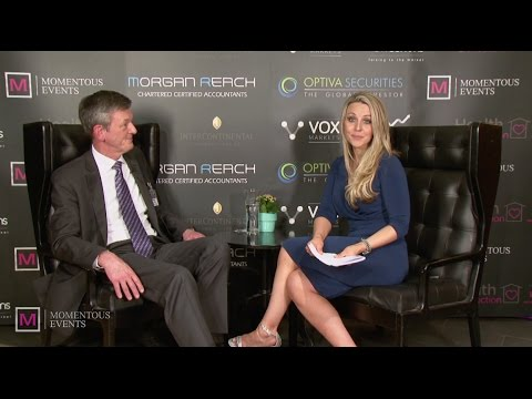 Independent Oil & Gas IOG CEO Mark Routh interview with Louisa Pilbeam at Momentous Events