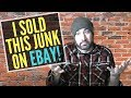 What Sells on eBay? How to Make Money Selling Junk Online From Goodwill and Thrift Stores