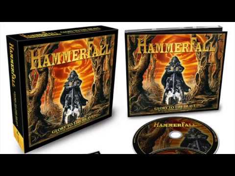 HAMMERFALL - GLORY TO THE BRAVE: 20TH ANNIVERSARY LTD. BOXSET EDITION unboxing Mp3