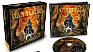 HAMMERFALL - GLORY TO THE BRAVE: 20TH ANNIVERSARY LTD. BOXSET EDITION unboxing