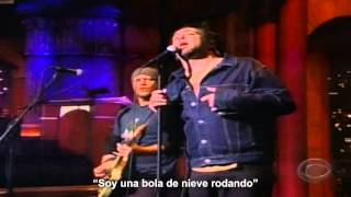 Counting Crows - Accidentally In Love (Live) (Subtitulado)