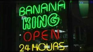 Banana King Commercial