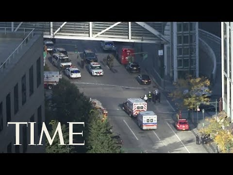 Attack In Lower Manhattan: NYPD Responding To Reports Of Gunshots, One Person In Custody | TIME
