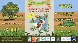 Comice agricole 2014 - L'Agriculture en Fête - Neufchâtel en Bray
