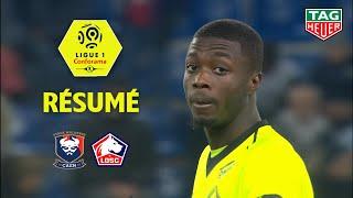 SM Caen - LOSC ( 1-3 ) - Résumé - (SMC - LOSC) / 2018-19