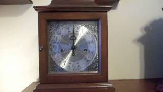 Montreux Westminster Chime Bracket Mantel Clock