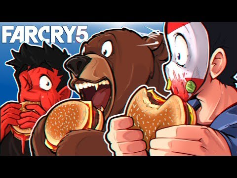 Far Cry 5 - WHERE'S MY CHEESEBURGER! Ep. 16! Co-op with Toonz!