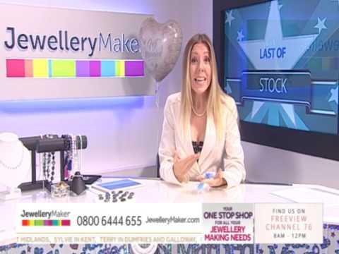 JewelleryMaker LIVE 24/06/16 -5PM - 10PM