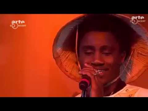 Wally Seck en Live à l'Africa Festival de Würzburg (Allemagne)