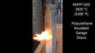 Fire resistant Garage Doors