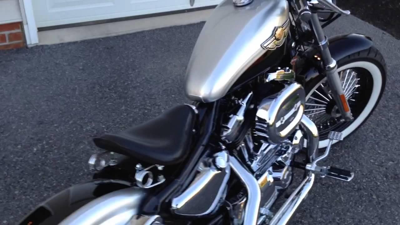 Harley Davidson Anniversary Edition  Sportster
