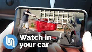 Tesla Sentry Mode and Dashcam Apps - Watch in Your Car!