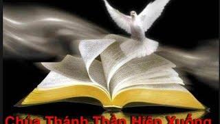 """LỄ CHÚA THÁNH THẦN HIỆN XUỐNG - Cầu Nguyện:   """"Ai khát, hãy đến với tôi, ai tin vào tôi.."""