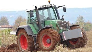 Fendt 820 Vario TMS Plowing | Trivomere Pietro Moro