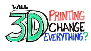 Repeat youtube video Will 3D Printing Change Everything?