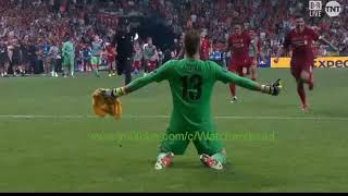 Liverpool win the Super Cup! Adrien saves Tammy Abraham penalty