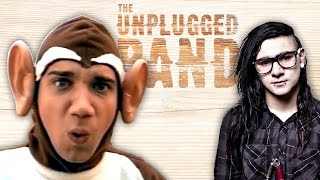 Download THE BAD TOUCH / KILL EVERYBODY - The Unplugged Band (Bloodhound Gang & Skrillex acoustic cover) MP3 song and Music Video