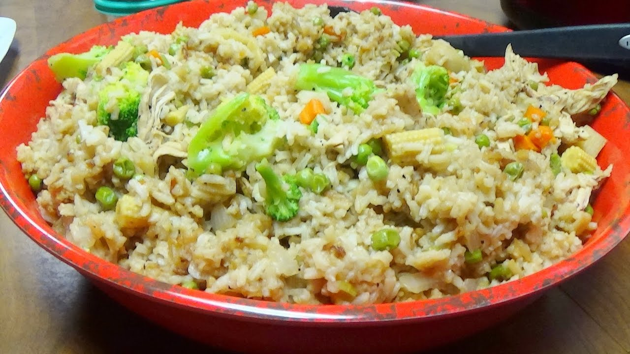 Chinese Chicken & Rice In My Power Pressure Cooker Xl 8 Quart How To Cook