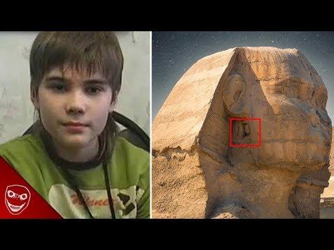 Die Wahrheit über den Jungen vom Mars! Was ist das Geheimnis der Sphinx?