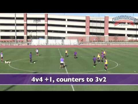 Drills For Improving Your Counter-Attack - Schellas Hyndman