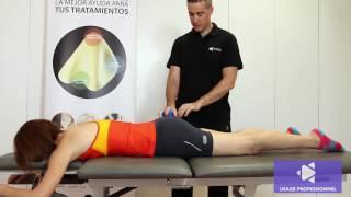 3tool compression point gchette du muscle pyramidal statique