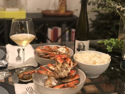 Crab Recipes - How to Cook and Clean a Dungeness Crab