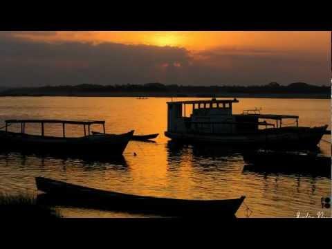 TimeLapse Por do Sol Rio Tocantins Marabá