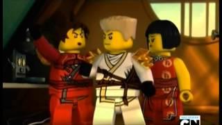 Лего Нинзяго 2 сезон 22 эпизод(3 сезон) - Последнее путешествие