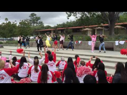 Alverno High School Mary's Day 2016 - Senior Dance