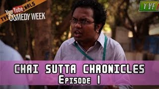 Chai Sutta Chronicles - 'The Lower Lip Obsession' | Episode 01