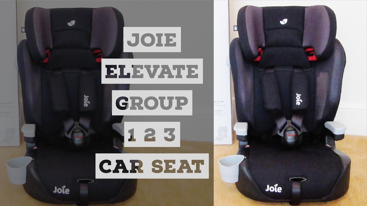 Joie Elevate Car Seat Groups